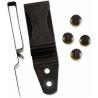 Galco Metal Holster Clip for KingTuk & V-Hawk IWB - 1.75in Belts