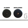 Geissele Suppressor Alignment Rod 5.56mm 15 Inch 10-259