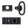 GG&G SLiC Thing Light/Sling Mount - Quick Detach