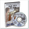 Gun Video DVD - AGI: Colt 1911 .45 Auto X0064D