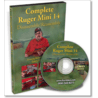 Gun Video DVD - Complete Ruger Mini 14 Handgun Disassembly/Reassembly X0491D