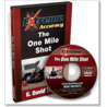 Gun Video DVD - The One Mile Shot - G. David Tubb X0352D