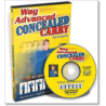 Gun Video DVD - Way Advanced Concealed Carry X0484D