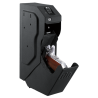GunVault SpeedVault Biometric Fingerprint Pistol Safe w/ 120 Fingerprint Memory
