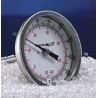 HB Instrument Company Dual-Scale Bi-Metal Dial Thermometers 21690 225 Mm (87/8