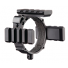 Hogue Picatinny Cuff Rail and Swivel Stud Attachment For Two Inch Free Float AR Forend 15080