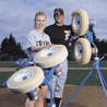 JUGS Combo Pitching Machine for Baseball, Softball, Tennis