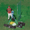 JUGS Lite-Flite Machine Package For Baseball