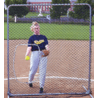 Jugs Sports Replacement Net for 6-foot Quick-Snap Softball Screen - NET ONLY S4010