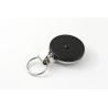 Key-Bak 5 Retractable Reel w/ 24in Stainless Steel Chain