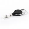 Key-Bak Retract-A-Badge ID Carabiner Retractable Reel w/ 36in Cord