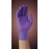 Kimberly Clark PURPLE NITRILE and PURPLE NITRILE-XTRA Examination Gloves, Kimberly-Clark 55082 Purple NITRILE, 24.1 Cm (91/2