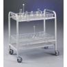 Labconco Glassware Carts, Labconco 8045000 Cart With 4 Baskets