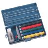 Lansky Sharpeners Deluxe Kit For Sharpening Knives LKCLX