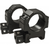 Leapers UTG Max Strength Picatinny Rings - Low, Med, High Profile