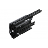 Leapers UTG Mini-14 Tactical Quad Rails MNT-HG214QR