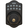 LockState Electronic Keyless Deadbolt Lock