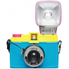 Lomography Camera Diana F+ CMYK (w/ flash)