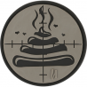 Maxpedition Shoot The It PVC Morale Patch