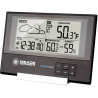 Meade Slim Line Personal Weather Station with Atomic Clock