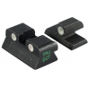 Meprolight Night Sights for Browning H.P. Mk III