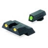 Meprolight Night Sights for Glock Handguns and Pistols