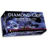 Microflex Diamond Grip Latex Gloves, Microflex MF-300-M Medium