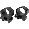 Millett 30mm Tactical Rings, Matte