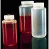 Nalge Nunc Centrifuge Bottles with Caps, Polypropylene Copolymer, NALGENE 3141-0500 Bottles With Sealing Caps