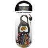 Nite Ize Black Key Rack/Metal Key Holder