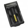 Nitecore UM20 Li-ion Battery Charger - 2 Bay