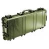 Pelican 1750 Waterproof Rifle Case - Travel Vault Protector w/ Wheels