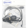 Peltor Hdph&Hdset wCommPlug: 2-way hearplug headset MT21HTM06
