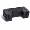 Plano Molding Rear Mount ATV Box w/ hinged cover - Black