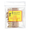 Pro-Shot Brass Core-Bronze Bristle Pistol Length Bore Brush .38/.357 Caliber 38PP