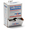 Pyramex 100 Individually Packaged Lens Cleaning Towelettes LCT100