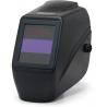Pyramex Welding Protection Black Auto Dark Helmet-Adjust IR9-13 Sensitivity Adjustment