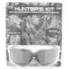 Radians Journey w/ Foam Ear Plugs Hunter's Kit Advantage Max-4 - AMBER HKJRM4F