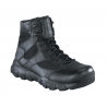 Reebok Dauntless 6in. Black Boot