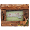 River's Edge 4in. x 6in. Firwood Root Frame