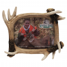 River's Edge Antler Picture Standing/Hanging Frame