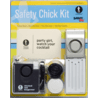 Sabre SCK02 Safety Chick Date Rape Coasters, Door & Personal Alarm
