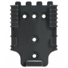 Safariland Duty Receiver Plate, Foliage Green 6004-22-54