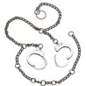 Smith & Wesson S&W 1800 Nickel Belly Chain 350109