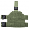 Specter Gear MOLLE/PALS Compatible Standard Format Tactical Thigh Rig