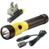 Streamlight PolyStinger LED Flashlight with Fast Charger and PiggyBack Holder