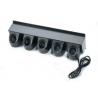 Streamlight SL-20X Flashlight 5 Unit Bank Fast Charger 120V 21400