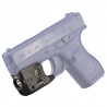 Streamlight TLR-6 Subcompact Gun-Mounted Tactical Light with Red Laser,100 Lumens