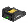 Truglo TG7630G Micro-Tac Green Green Laser Weaver/Picatinny Mount Blk