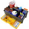 UNICO Phlebotomy Tray With 4 Tube Cubes 48700